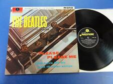 THE BEATLES  PLEASE PLEASE ME parl 63 -1N-1N LP EX/NEX