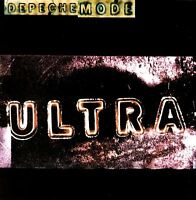 DEPECHE MODE ultra (CD album) EX/EX CD STUMM 148 alternative rock, synth pop