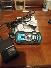 Digital Camera Pentax Optio Wg-2 Gps 16.0 Mp with accessories