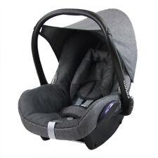 BAMBINIWELT Ersatzbezug 6tlg. Maxi-Cosi CABRIOFIX Baby MELIERT GRAU/DUNKELGRAU