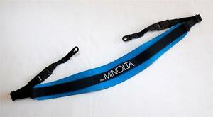 KOOD WEIGHT REDUCING COMFORT STRAP FOR MINOLTA DSLR CAMERA PROFESSIONAL PRO
