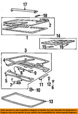 GM OEM Sunroof-Wire Harness 22596816