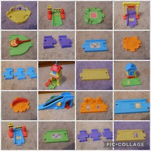 Vtech Toot Toot Train Railway Track Spare Parts Crossings Smartpoint Ramps