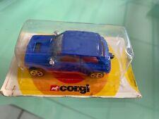Corgi junior dans boîte Renault R5 turbo