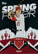 2015 Topps Spring Fever Mike Trout