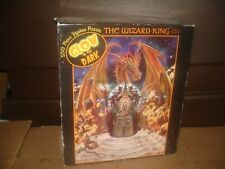 The Wizard King Myles Pinkney 550 Piece Puzzle Ceaco New Sealed Glow In The Dark