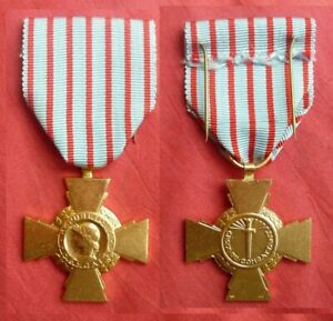 Médaille CROIX DU COMBATTANT VOLONTAIRE   FRENCH military MEDAL