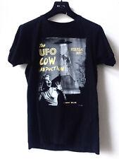 GREEN COAST T- Shirt NEU M Schwarz UFO Alien Science Fiction B Movie Rundhals