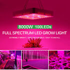 8000W LED Grow Light Growing Lamp Full Spectrum for Indoor Plant Veg Hydroponic picture