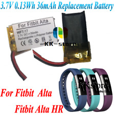 Rechargeable 36mAh Battery for Fitbit Alta  Fitbit AltaHR Fitness Smart Watch