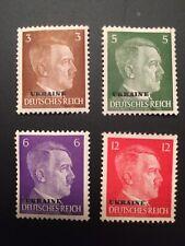 International Worldwide Ukraine Adolf Hitler Stamps