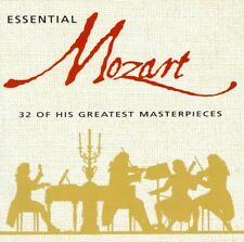 Various Artists : Essential Mozart / Various Classical Composers 2 Discs CD