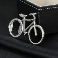 Bicycle Metal Beer Bottle Opener Bike Keychain Key Rings Wedding Party #H