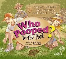 Who Pooped in the Park? Great Smoky Mountains National Park: Scat & Tracks for K