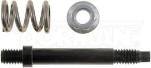 Exhaust Manifold Bolt and Spring Fits 87 91 Chevrolet Blazer K5 Blazer 675-210