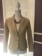 Women's The Limited Collection Brand New Tan Suit Size 00P