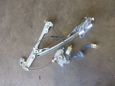 2003-07 Infiniti G35 COUPE PASSENGER Power Window Regulator & Motor 03 04 05 06