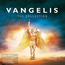 VANGELIS THE COLLECTION SOUNDTRACK MUSIC DOUBLE CD NEW
