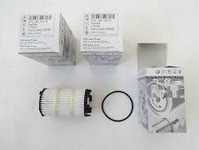 LOT of 3 Audi S5 S6 S8 Q7 A6 A8 QUATTRO 4.2L V8 Oil Filter Kit MAHLE OEM