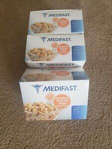 Optavia/Medifast Cinnamon & Brown Sugar Crunch Cereal