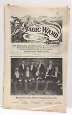 """The Magic Wand"" and ""The Wizard"" Monthly Publications"