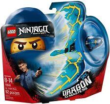 LEGO Ninjago 70646 Jay Dragon Masters Spinners ~NEW~