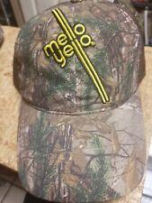 real tree mello yellow camo hat,free shipping