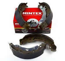 MINTEX REAR BRAKE SHOES SET CITROEN PEUGEOT LANCIA MFR520 (REAL IMAGE OF PART)