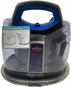 Bissell SpotClean ProHeat Portable Spot Stain Carpet Cleaner Household 2694 Blue