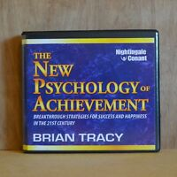 The New Psychology of Achievement - Brian Tracy - Audiobook 6CDs