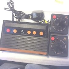 Atari Flashback 7 Classic Game Console with 2 Wireless Controllers & Power Cord