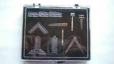 Mini Freemason Working Tools Gift Set, Masonic Square for Mason