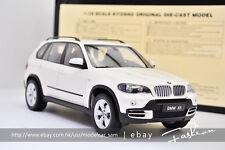 KYOSHO 1:18 BMW X5 48i E70 white