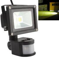 20W LED Solar Powered PIR Motion Sensor Light Outdoor Garden Security Flood Lamp