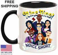 Nine Nine!, Birthday, Christmas Gift, Black Mug 11 oz, Coffee/Tea