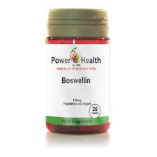 Power Health - Boswellin - 150mg - Vegetarian & Vegan - 30 Tablets