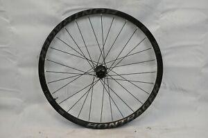 "Bontrager Line 30 Rear 26"" MTB Wheel & Hub TLR Disc OLW152 28mm 28S PV Charity!!"