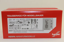 Herpa 084277  LKW-Fahrgestell MB Actros mit Abrollkinematik 1:87 H0 NEU in OVP