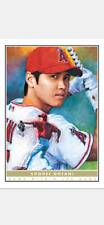 2020 TOPPS GAME WITHIN THE GAME CARD #7 ANGELS SHOHEI OHTANI