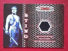 2008 TRISTAR TNA #AA-S STING AUTHENTIC ACTION MEMORABILIA #234/250