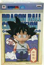 Dragon Ball Son Goku Figure Banpresto JAPAN Authentic Dragon Ball Collection