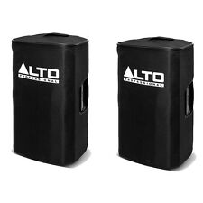 "Alto 12"" Speaker Slip On Padded Cover (Pair) Protective Transport Bag for TS212"