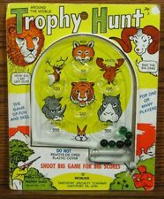 Trophy Hunt Pinball Game 1969 Around the World ~ No. 172 ~ Smethport