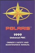 1999 POLARIS PERSONAL WATERCRAFT UNIVERSAL OWNERS MANUAL(263)