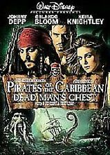 Pirates Of The Caribbean - Dead Man's Chest, Very Good DVD, Orlando Bloom, Geoff