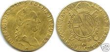ITALIE-MILAN JOSEPH II (1780-1790) SOVRANO OR GOLD 1788 M MILAN RARE !!!!