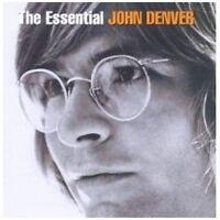 John Denver Essential 2 CD NEW