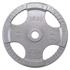 455 lbs. of Steel Grip Weight Plates - Item #OST455 Body-Solid