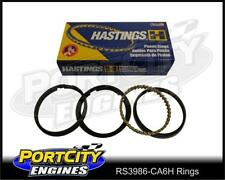 Hastings Cast Piston Rings for Ford Falcon 6cyl EB AU 4.0L 04/92-10/02 RS3986