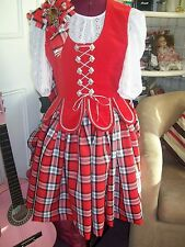 Girls/Ladies New Made to Measure  Aboyne Outfits for Highland Dance  From £150